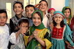 Afghanistan: Afghani School Children