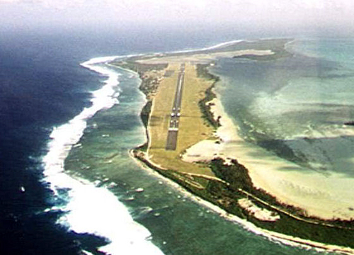 Cocos Islands Airport / aka Keeling Islands Airport
