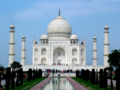 India: The Taj Mahal