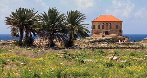 Lebanon: Byblos Archaeological Site