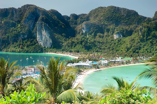 Koh Phi Phi Don (Phi Phi Don Island) in Thailand