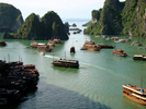 Ha Long Bay in Vietnam, Southeast Asia